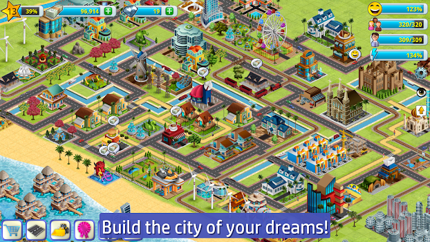 Town Games: Village City - Island Sim Life 2 - by Sparkling Society ...