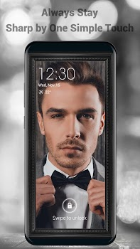 Mirror App Lock Screen