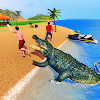Crocodile Simulator 2019: Beach & City Attack