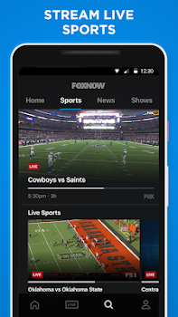 FOX NOW: Live & On Demand TV, Sports & Movies