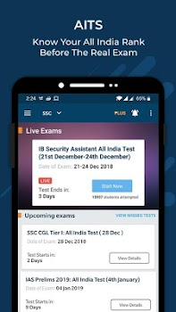 Current Affairs GK - SSC IBPS IAS Exam Mock Tests