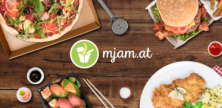 Mjam online food delivery by mjam gmbh food drink mjam online food delivery forumfinder Images