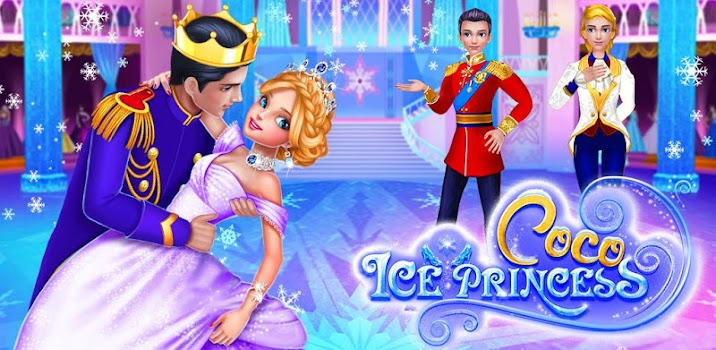 Coco ice princess by coco play by tabtale casual games category coco ice princess fandeluxe Choice Image