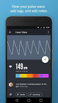 Instant Heart Rate: HR Monitor & Pulse Checker