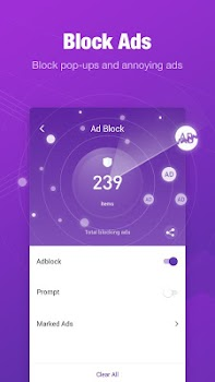 APUS Browser - Fast download & Private & Secure