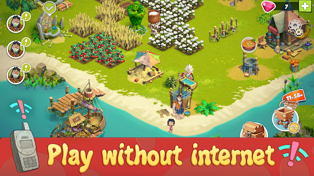 Family Age: beautiful farm game & happy stories