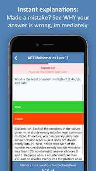 Best 10 act test prep apps appgrooves best 10 act test prep apps fandeluxe Images