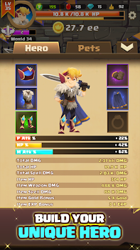 Clicker Knight: Incremental Idle RPG - by Iron Horse Games