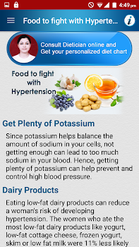 High Blood Pressure Diet Tips