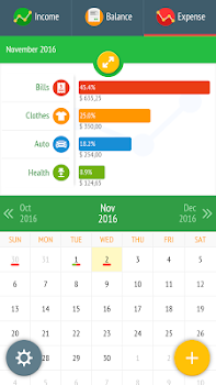 Expense Manager - Tracker