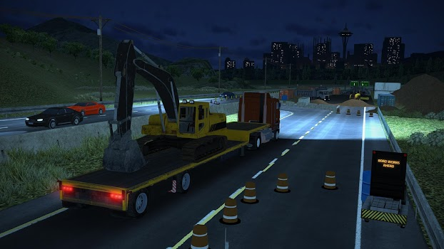 Truck simulator pro 2 by mageeks apps games simulation games truck simulator pro 2 fandeluxe Choice Image