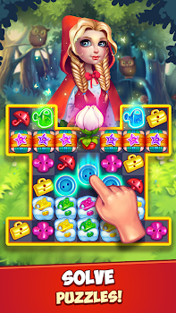 Fancy Blast: Cozy Journey to Magic Fairy Tales