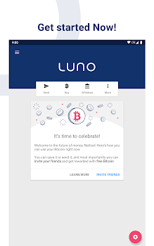 Luno: Buy Bitcoin, Ethereum & Cryptocurrency Now