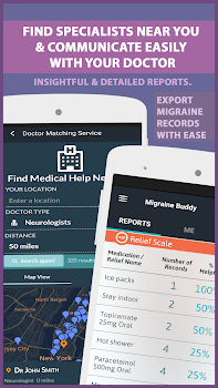 Migraine Buddy - The Migraine and Headache tracker