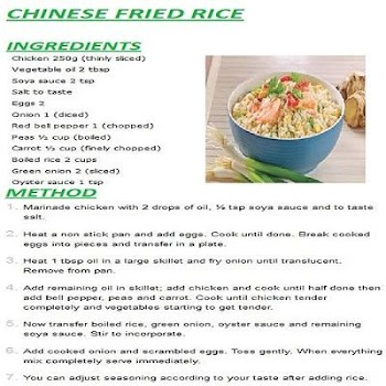 Ricepo chinese food delivery by ricepo llc 18 app in chinese new chinese rice english recipes forumfinder Images