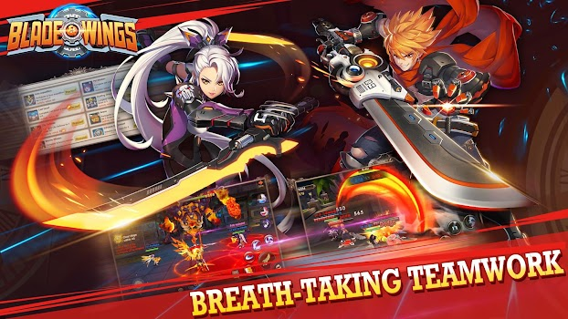 Blade & Wings: Future Fantasy 3D Anime MMORPG Game