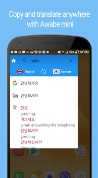 Translate All Languages by Google, Yandex, Glosbe