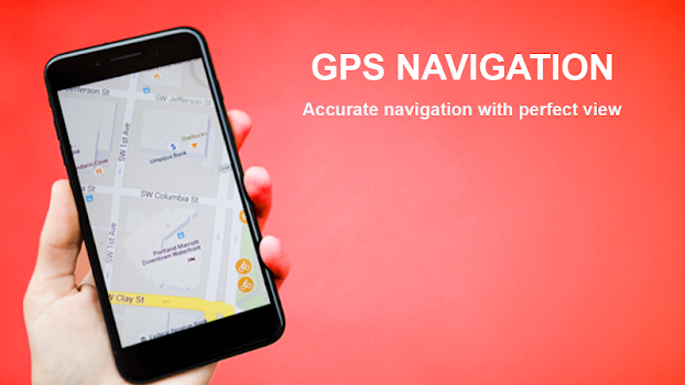 GPS ROUTE FINDER -LIVE STREET VIEW