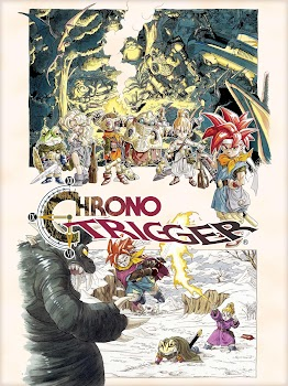 CHRONO TRIGGER Upgrade Ver By SQUARE ENIX CoLtd App In - Free contractor invoice square enix online store