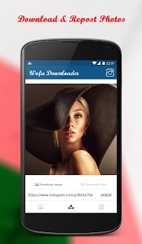 Wofu Downloader for Instagram, Video & Photo