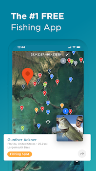 FishAngler - Fishing Forecast, Maps & Reports