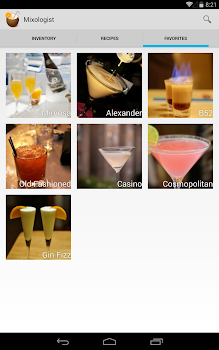 Mixologist - Cocktail Recipes