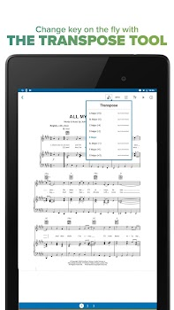 Musicnotes Sheet Music Player