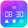 Alarm Clock with Ringtones & Math Problems