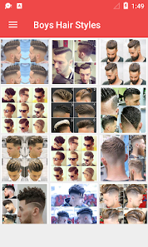 Stylish Haircuts Mens Hair Styles