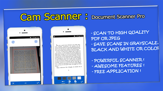 Cam Scanner | Document Scanner Pro