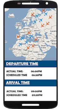 Air Traffic Map Live.Flight Tracker Radar Live Air Traffic Status By Xiontech 3 App