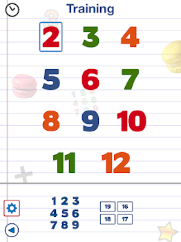 Math games for kids : times tables - AB Math