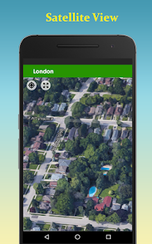 live street view map earth navigation