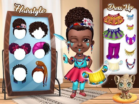 Pretty Little Princess - Dress Up, Hair & Makeup