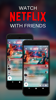 Rave – Netflix & YouTube with Friends