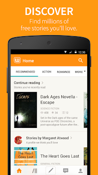 Wattpad  📖  Stories you'll love