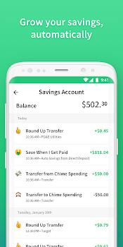 Chime - Mobile Banking