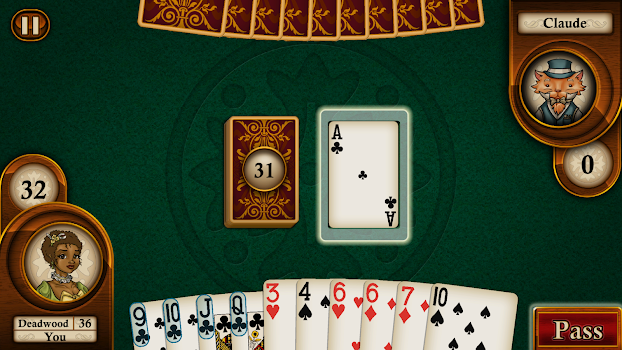 Aces® Gin Rummy Free