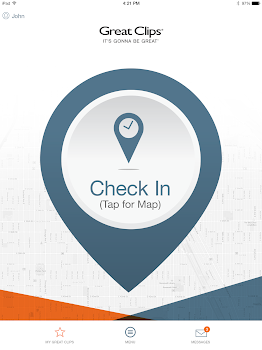 Great Clips Online Check-in