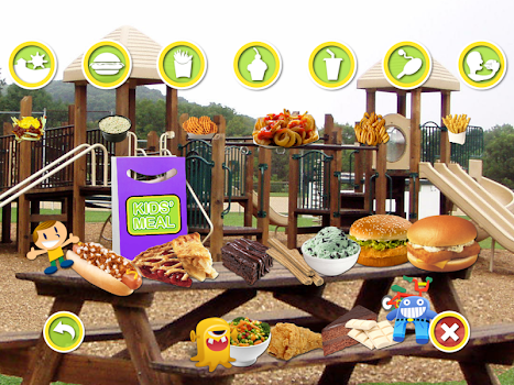 ... Kids Meal Maker - Lunch Food & Candy Cooking Game ...