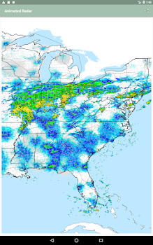 Weather from NOAA Pro