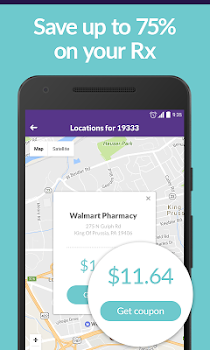 Best 10 prescription drug discount apps appgrooves compare prescription prices at local pharmacies find coupons to save even more fandeluxe Image collections