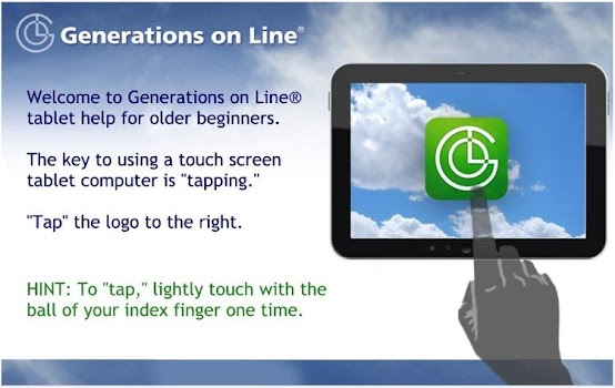 f58fa72da Easy Tablet Help for Seniors - by Generations on Line - Category ...