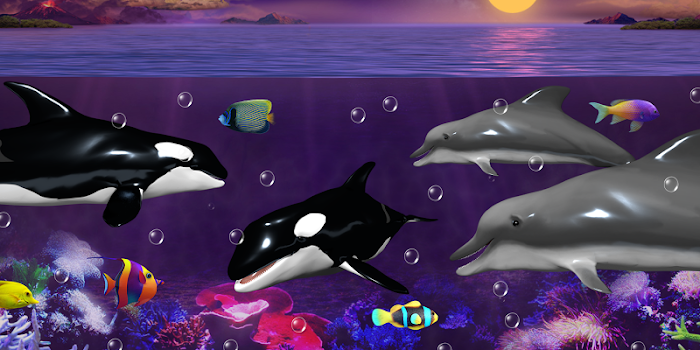 Dolphins and orcas wallpaper by cosmic mobile wallpapers dolphins and orcas wallpaper by cosmic mobile wallpapers personalization category 306 reviews appgrooves best apps altavistaventures Image collections