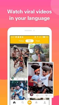 4Fun - Funny Video, Status For WhatsApp,Share&Chat
