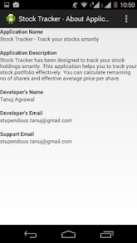 stock tracker by tanuj agrawal finance category 0 reviews