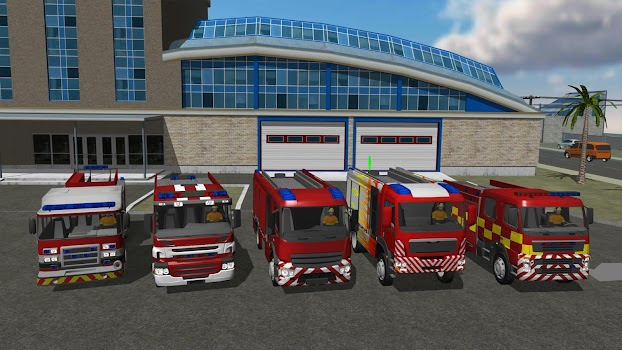 Fire Engine Simulator