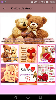 Ositos Con Frases De Amor By New Generation Apps Android