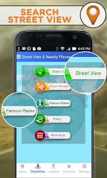 Street view maps live pro satellite world map by tracker apps check famous location in 360 find nearby places world map gps gumiabroncs Choice Image