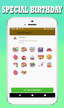 Stickers For chat WAstickerapps  love free 3d 2019